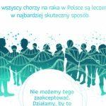 Prostowraka.pl - pacjenci powinni mieć dostęp do terapii celowanych