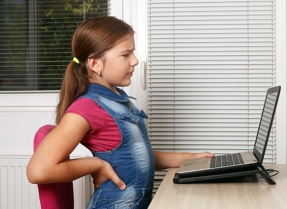 Wady postawy u dzieci – nie dopuść do ich pojawienia się!