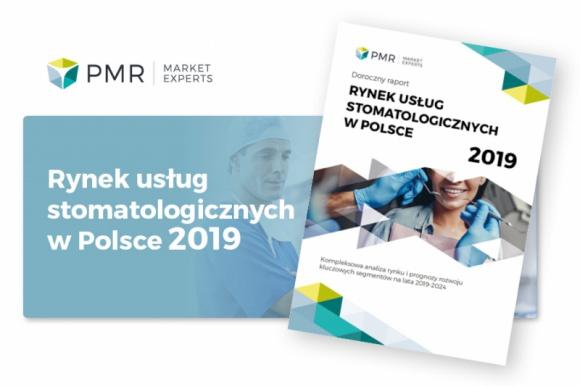 """W 2024 r. wydamy na stomatologię prawie 16 mld zł Zdrowie, BIZNES - Według szacunków PMR zaprezentowanych w najnowszym raporcie """"Rynek usług stomatologicznych w Polsce 2019"""", w 2018 r. rynek usług stomatologicznych w Polsce osiągnął wartość 10,5 mld zł. PMR prognozuje, że w latach 2019-2024 wartość rynku będzie rosła w tempie około 7% rocznie."""