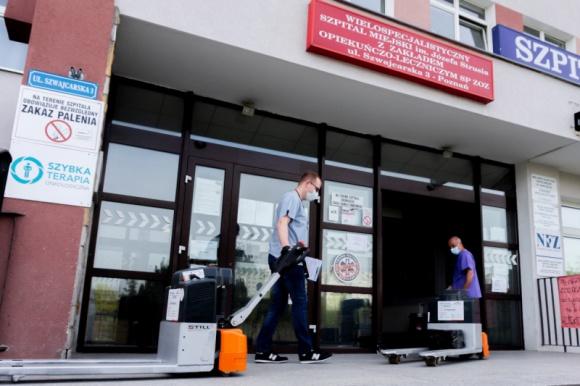 Transport wewnętrzny w podmiotach leczniczych