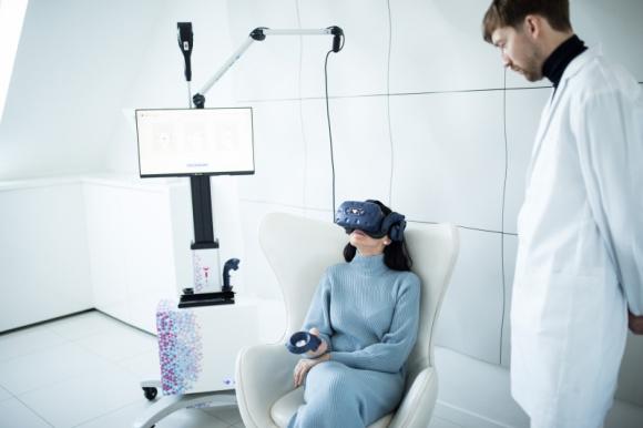 Wirtualna rzeczywistość pomaga w leczeniu depresji